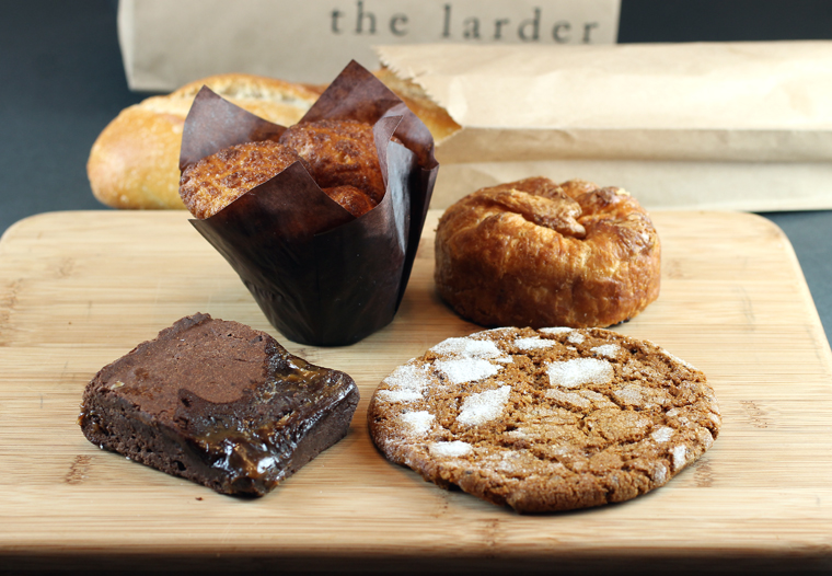 Heavenly treats from the Larder.
