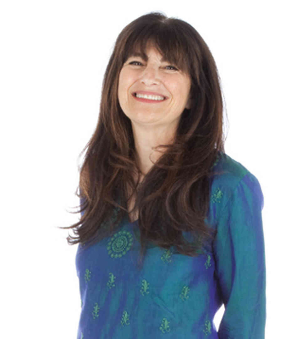 Ruth Reichl. (photo courtesy of the author)