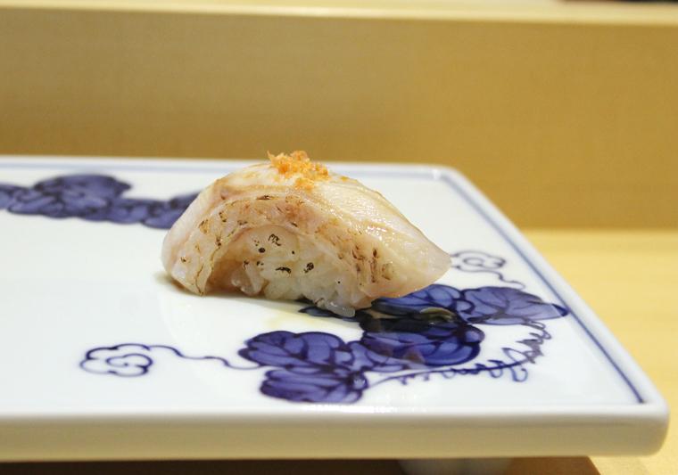 The pricey Akamatsu.