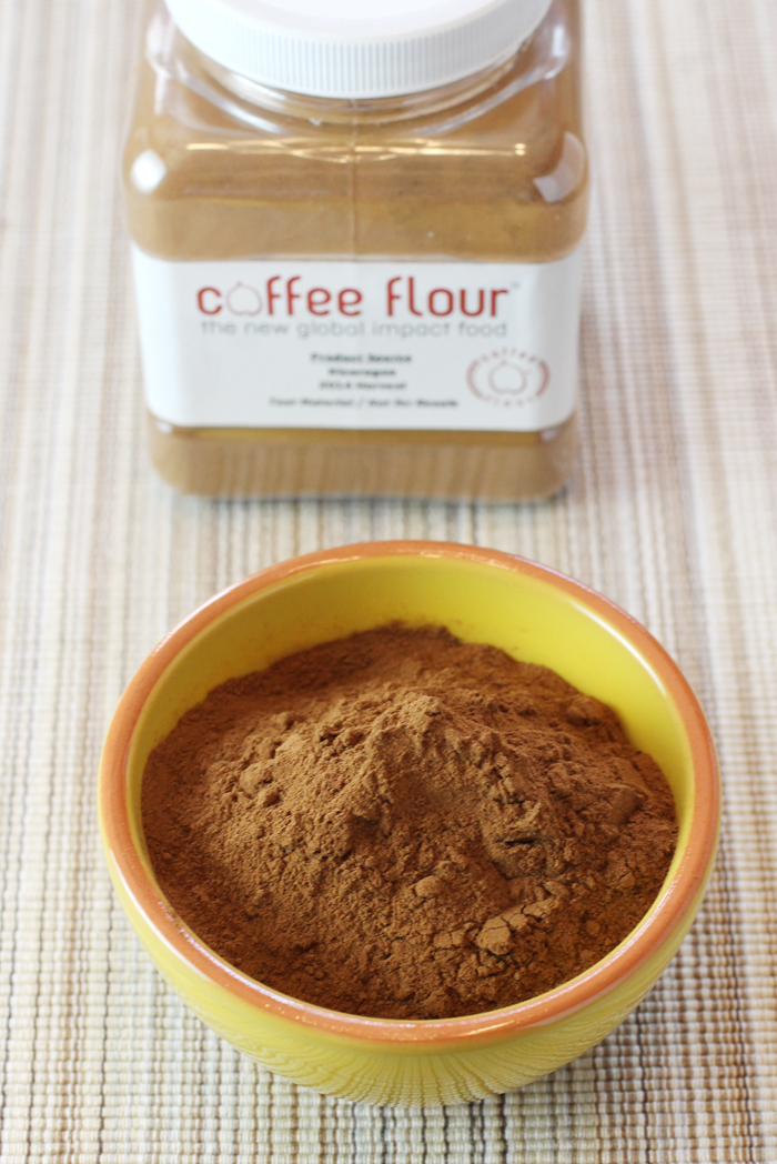 Get to know Coffee Flour, an intriguing new product you're going to be seeing a lot of.