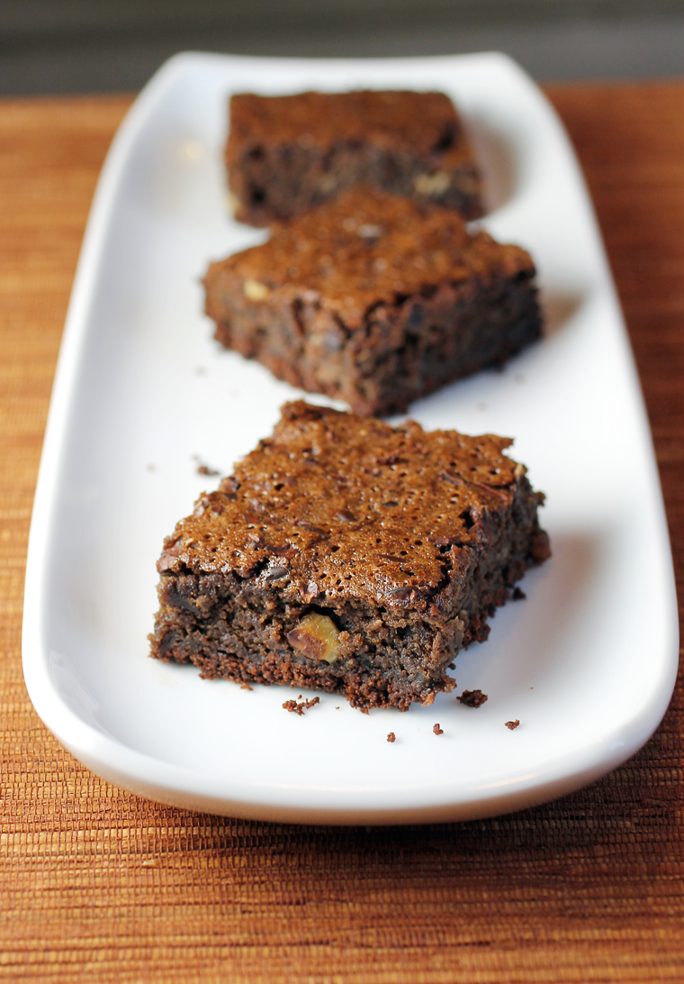 Brownies? Or blondies? Whatever you call them, they are the bomb!