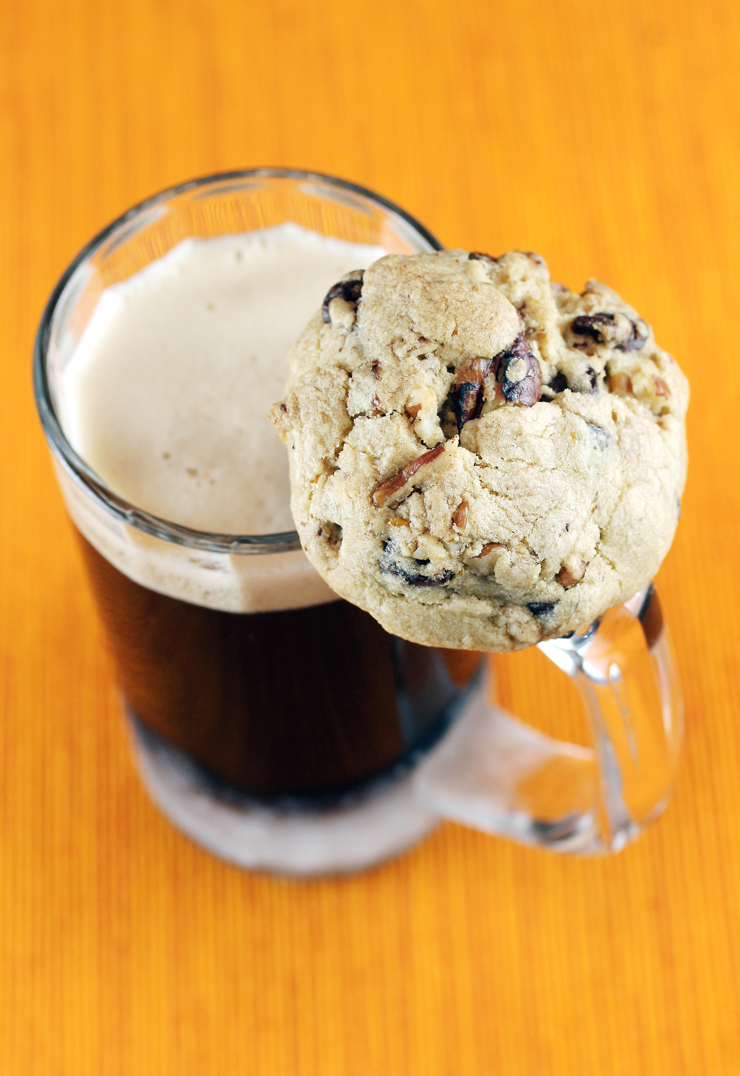 Would you like a cookie with your beer?
