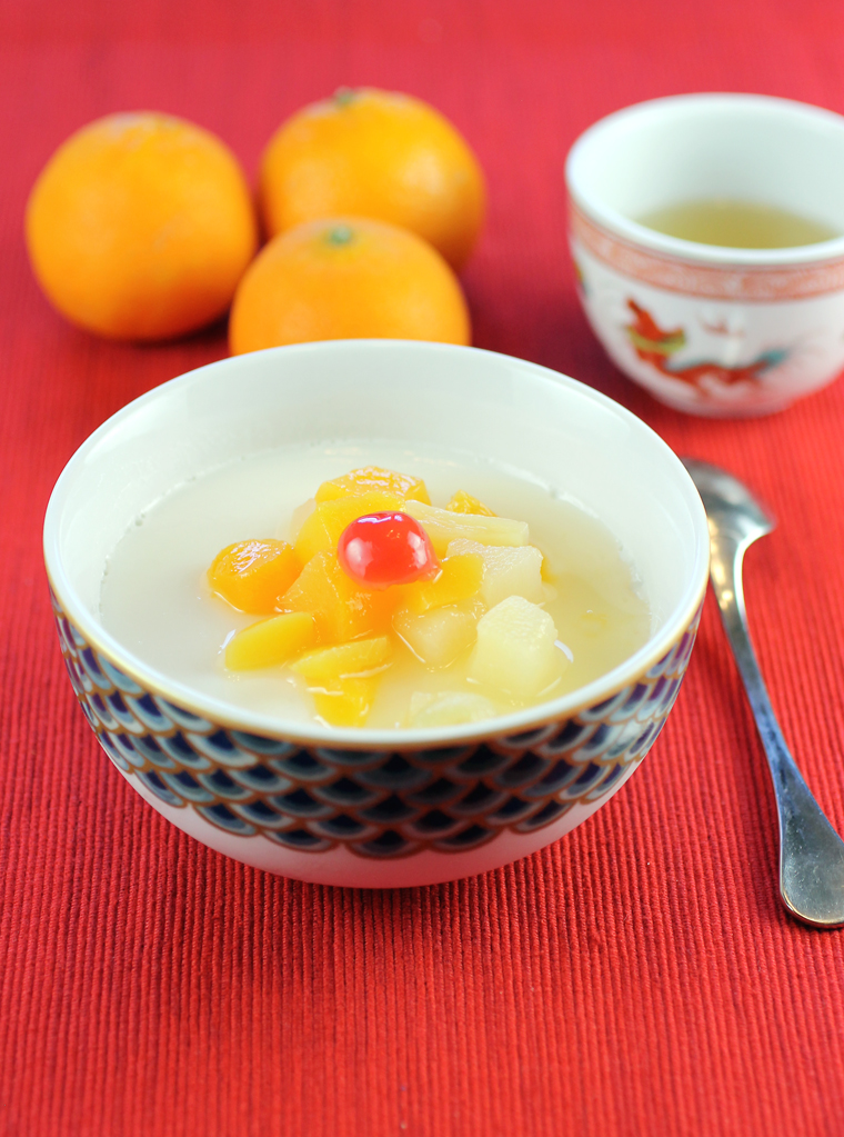 An oldie but goodie Chinese dessert.