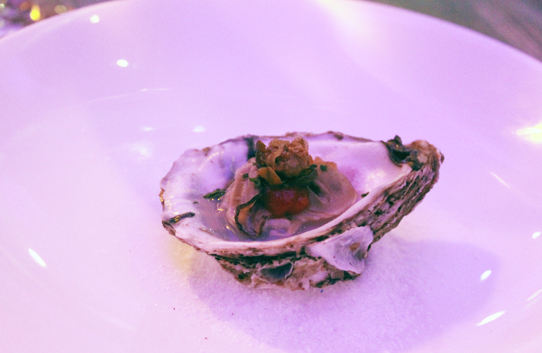 Blue Point oyster.