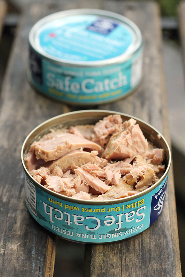 A better safer canned tuna from a sausalito company for Is tuna fish good for you