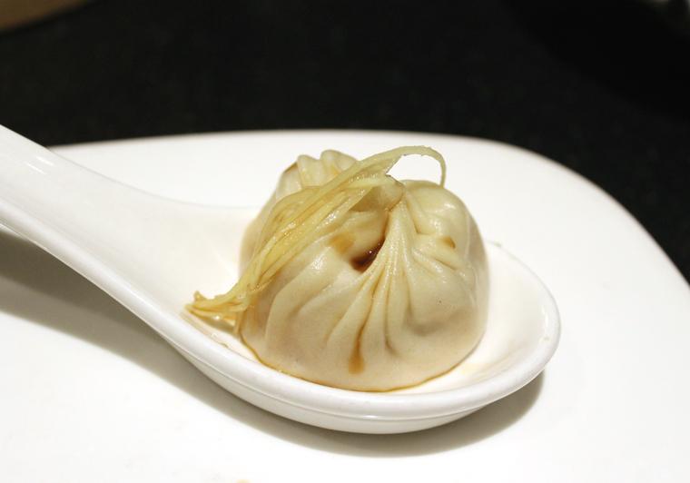 Behold, the soup dumpling.