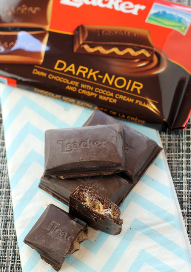 The Dark-Noir cookie-candy bar.
