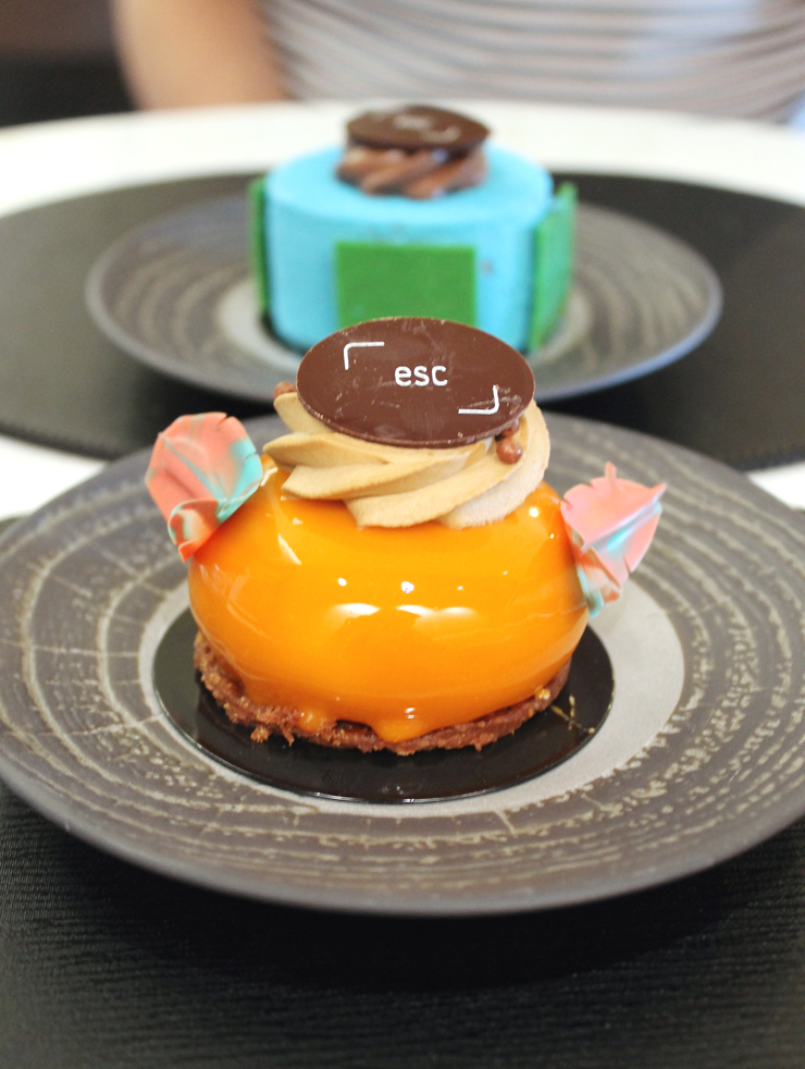 Escape to esc for this incredible dessert.