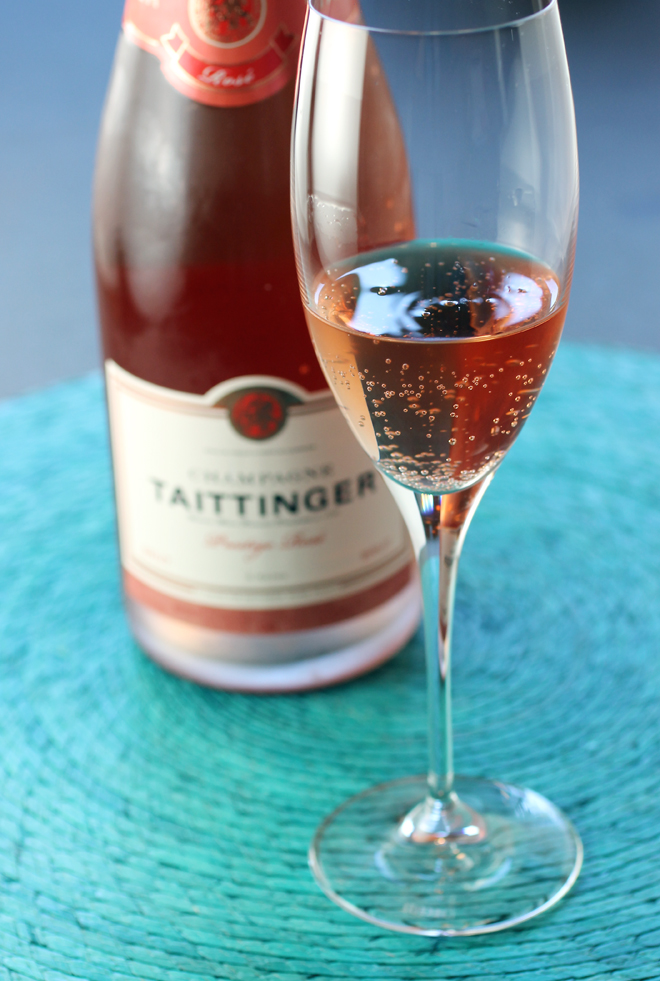 A sophisticated and beautiful Champagne.