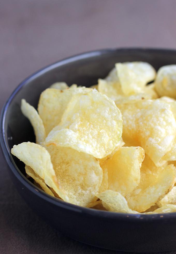 Potato chip heaven.