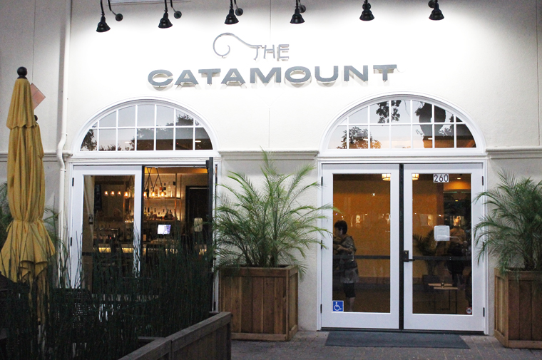 Downtown Los Gatos Welcomes the Catamount Food Gal