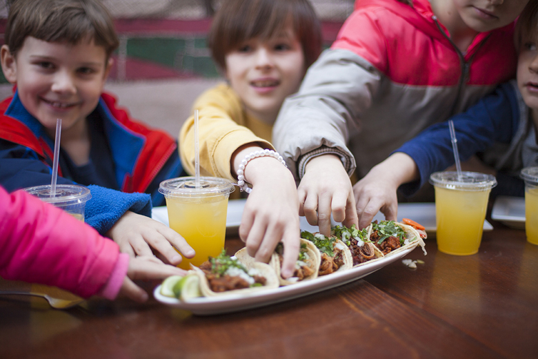 Visit Tacolicious on a Monday to help local schools. (Photo by Eleanor Palmieri)