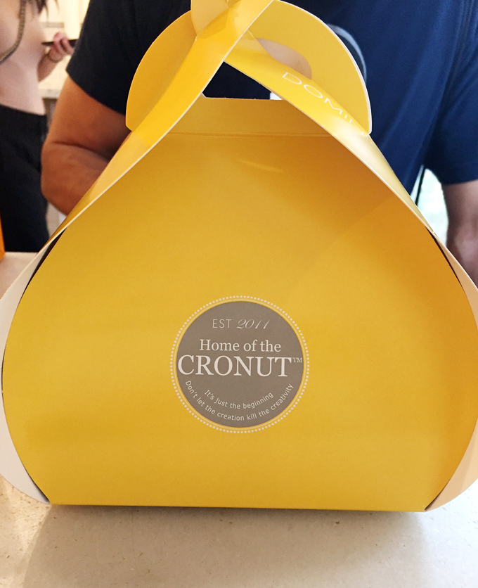 Like an Hermes purse for Cronuts.