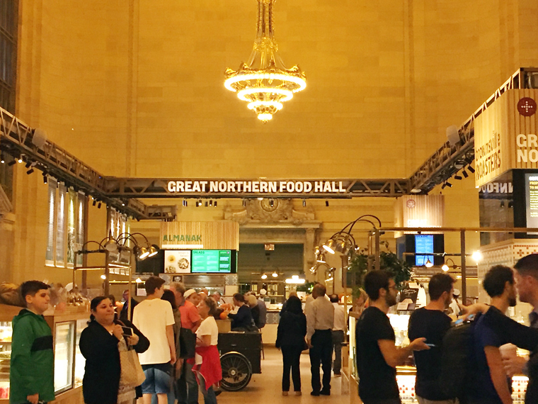 Great Northern Food Hall.