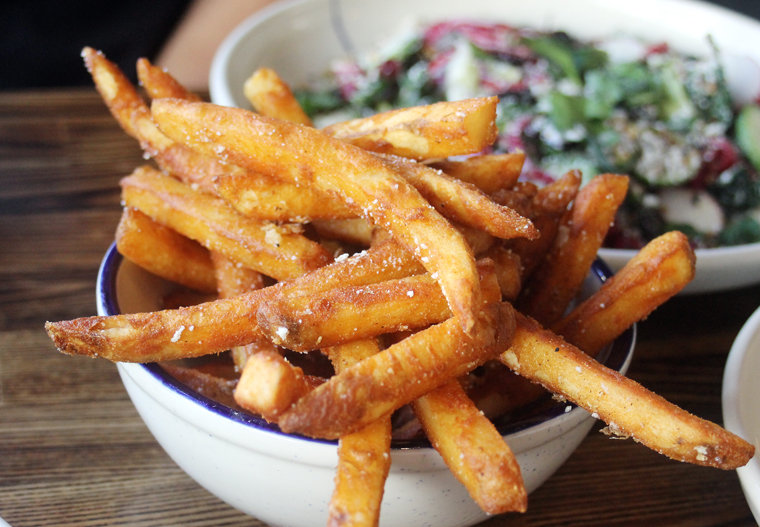 You won't be able to stop eating these fries.