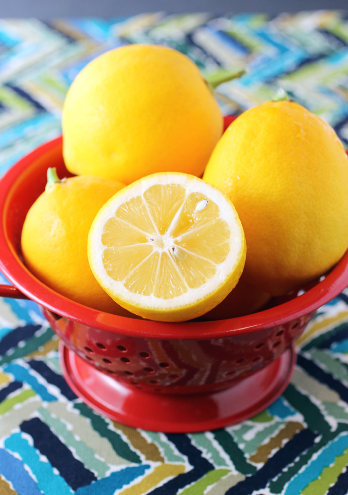Now's the time to enjoy Meyer lemons.