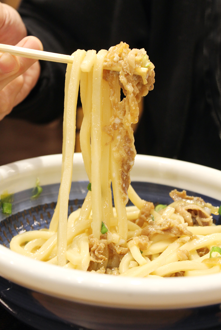 Feast on Sanuki-style noodles at the first Marugame Udon in Northern California.