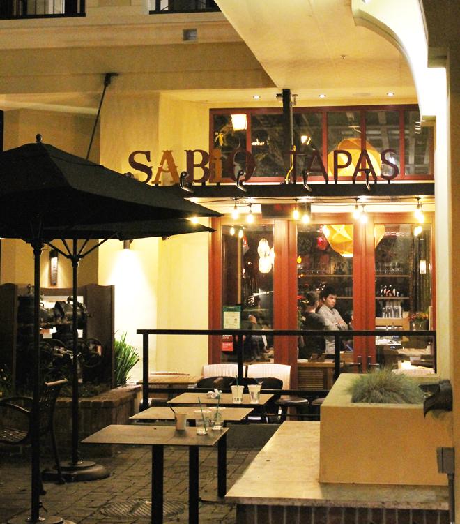 Welcome to Sabio on Main.