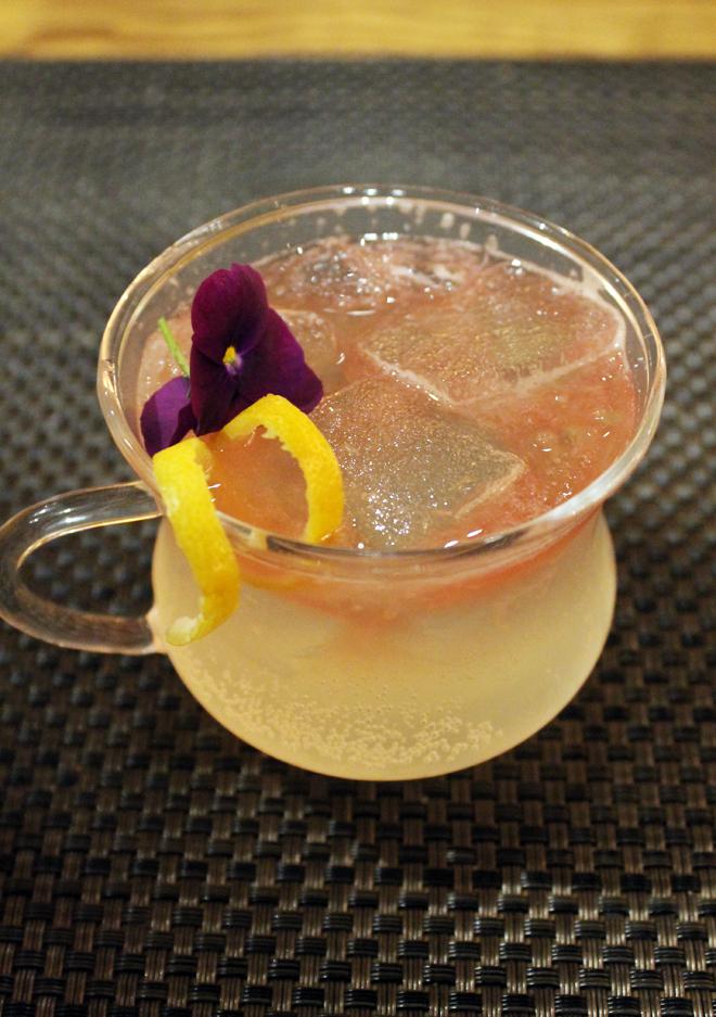 Hibiscus sparkler.