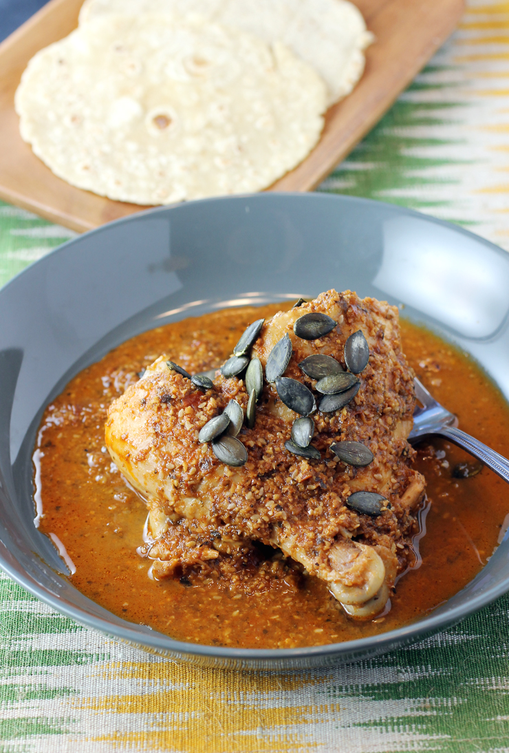 A chicken mole recipe that doesn't intimidate.