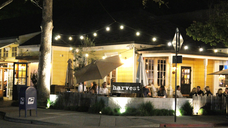 Located on a corner with plenty of outside seating for those balmy Danville evenings.