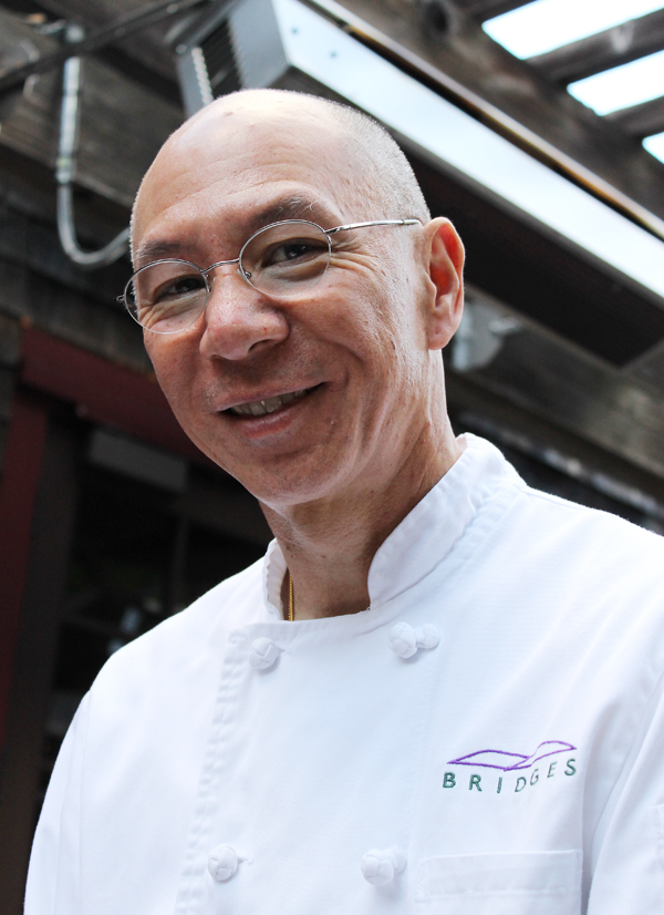 "When Chef Kevin Gin's mom told him at age 12 that he was getting old and needed to figure out what he wanted to be, he immediately said ""a chef.''"