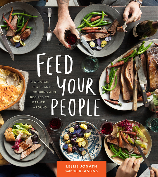Feed Your People Book
