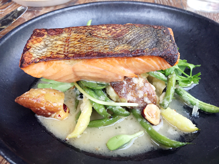 King salmon to die for.