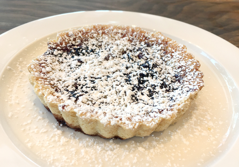The tallow tart.