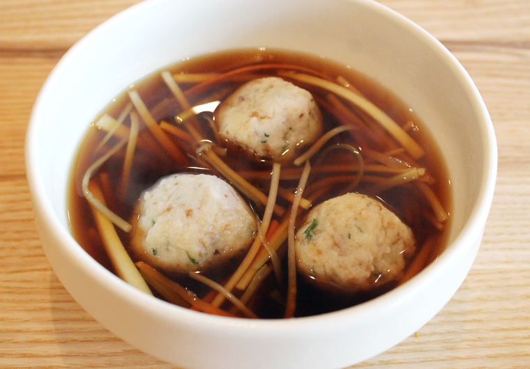 Bone marrow dumplings, anyone?