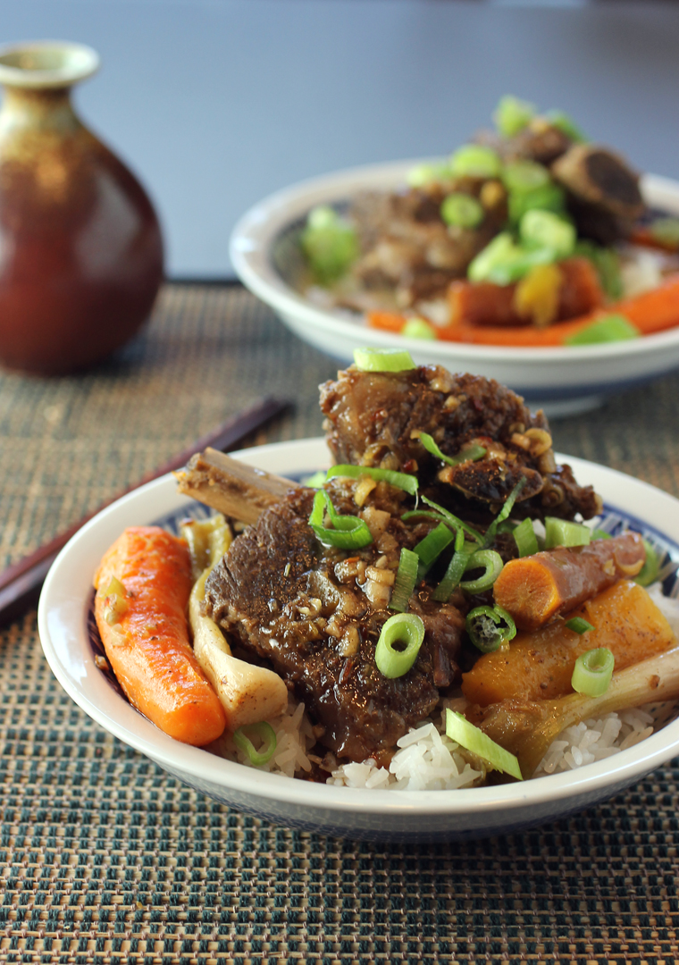 Short ribs laced with star anise and lemongrass from a pioneering Chinese woman.