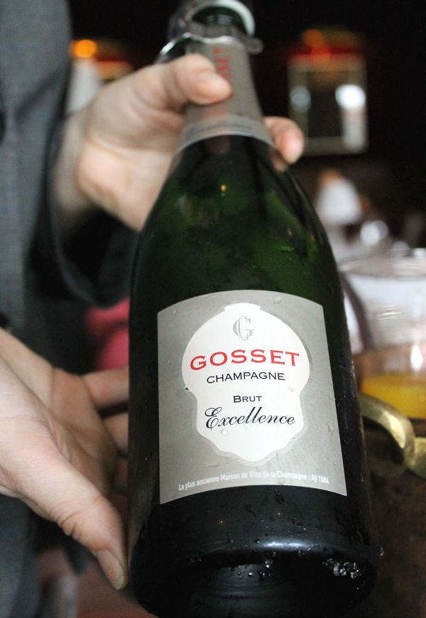 France's oldest Champagne maker.