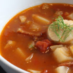 ManhattanScallopChowder