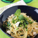 Pea and Duck Fat SpaghettiNewsletter