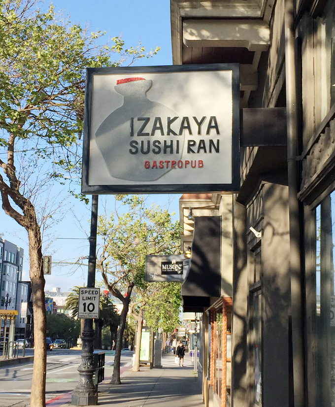 Located on upper Market Street.