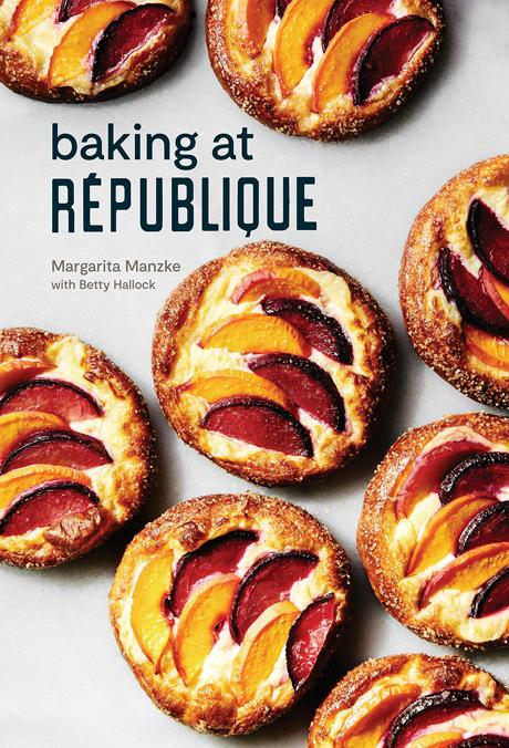 Baking at Republique Book
