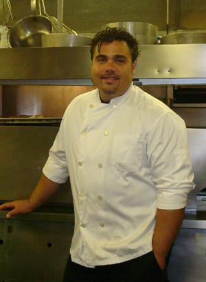 Chef Justin Perez