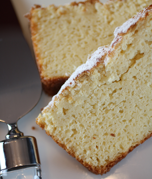 The best pound cake you'll ever make.