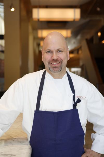 Executive Chef Staffan Terje of Perbacco. (Photo courtesy of Frankie Frankeny)