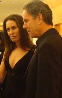 Laura Cunningham and Thomas Keller. (Photo by NewYorkSocialDiary.com)