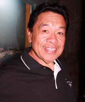 Hawaii's Sam Choy.
