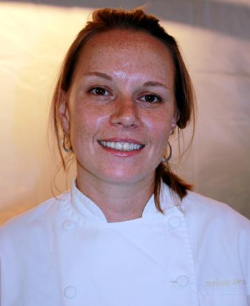 Chef Melissa Perello.