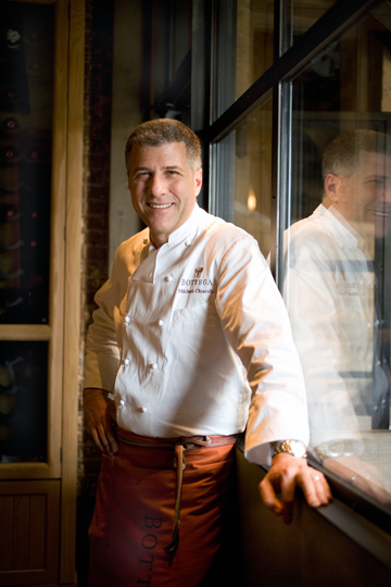Chef, cookbook author, and TV star, Michael Chiarello. (Photo courtesy of Bill Reitzel)