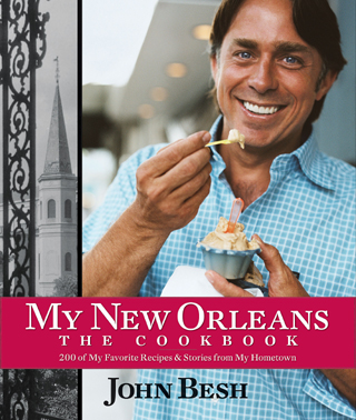 Besh's gorgeous and endearing new cookbook.