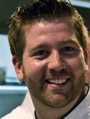 Dry Creek Kitchen's new chef, Dustin Valette. (Photo courtesy of the restaurant)