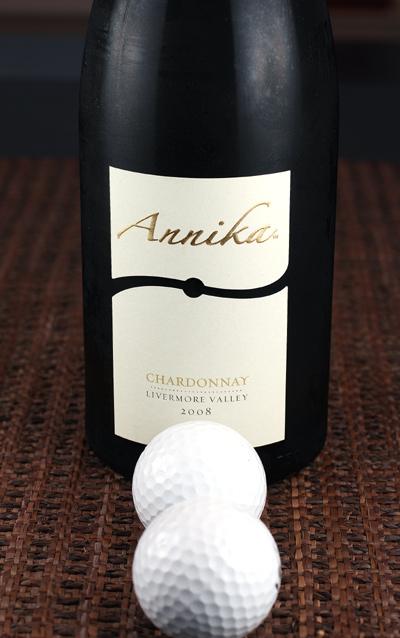A new wine by golf great, Annika Sorenstam, and Wente Vineyards.