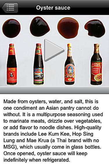 All about oyster sauce.