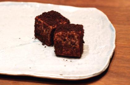 Coffee-cardamom marshmallows.