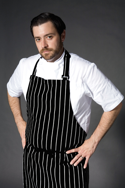 Absinthe's Bill Corbett dishes on how he became a pastry chef. (Photo courtesy of the restaurant)
