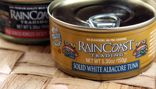 Canned tuna that's eco-friendly.